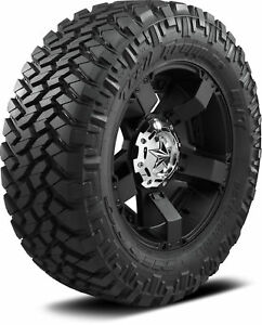 1 New Nitto Ntgtt Trail Grappler Tire 315 75r16