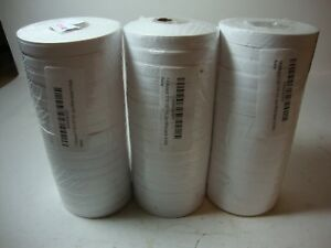 Labels For Monarch 1110 Price Gun White 48 Rolls Ink Roller Included One Line