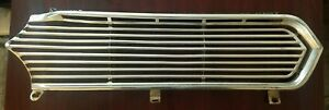 1966 Plymouth Fury Right passenger Grille grill