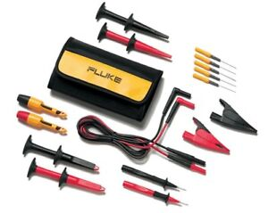 Fluke Tlk282 Suregrip Deluxe Automotive Test Lead Kit