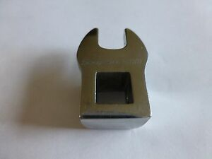 New Snap On 9mm Metric Open End Crowfoot Wrench 3 8 Dr Fcom9a Usa