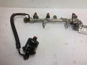 1994 Acura Integra Gs r Fuel Injection Rail Oem Free Shipping