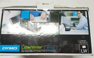 Dymo Postage Labelwriter 450 Turbo Label Printer For Mac And Pc Lw Label 1752265