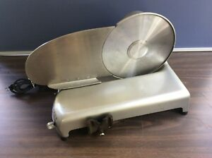 Hobart Model 410 Commercial Meat Slicer W sharpener