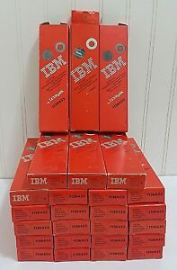 New Ibm Lexmark Lift Off Correction Tape Lot Of 26 Boxes 154 Spools 1136433 Nib