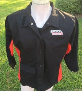 Lincoln Electric Womens Welding Jacket K3114 Rn79683