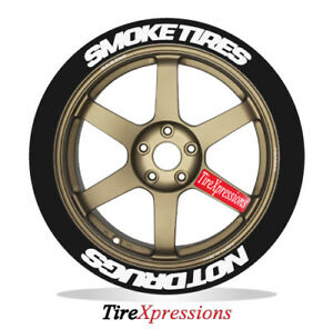 Permanent Tire Letters 1 25 Smoke Tires 14 15 16 17 18 19 20 21 22