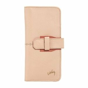 Velez Women Cute Travel Genuine Leather Passport Holder Wallet Case Porta Mujer