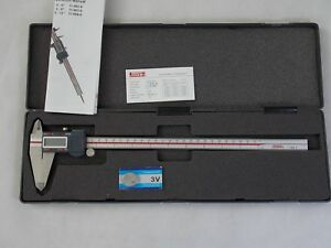 Spi 11 964 4 12 Absolute Electronic Caliper With Spc usb Output