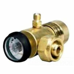 Turbo Torch Ar b Acetylene Regulator B Tanks 0386 0725