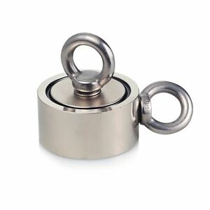 Wukong Second generation Neodymium Fishing Magnets double sided Magnetic Round