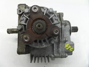Vw Tiguan Front Transfer Case Differential Diff Assembly 09 11 Oem 2 0t 4 motion