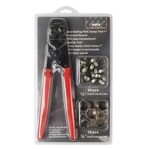 Iwiss Pex Clamp Cinch Tool Crimping Tool Crimper For Stainless Steel Clamps From