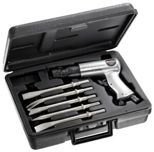 Facom Power Air Hammer And Chisel Set V 320fh