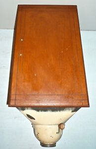 Vintage Hoosier Cabinet Flour Sifter With Attached Cabinet Door Restoration Part