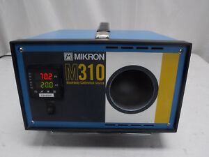 Mikron M310 Blackbody Infrared Calibrator Standard Source tested