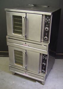 Garland Tg4 Double Stack Natural Gas Convection Oven