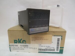 New Rkc Pid Digital Temperature Controller Control Cb100fk02 m ab n1 a y Relay