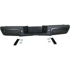 Step Bumper For 2008 2012 Ford F 250 Super Duty With Object Sensor Holes Rear