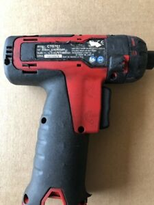 Snap On Cts761 14 4v Cordless Drill Screwdriver Told Only Used
