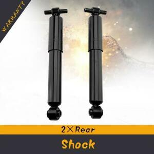Rear Set Shocks Struts For 08 12 Buick Enclave 2007 11 Gmc Acadia With Warranty
