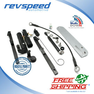 Ezdown Reloaded Tailgate Lift Support Smooth Drop Kit Mercedes Benz X Class