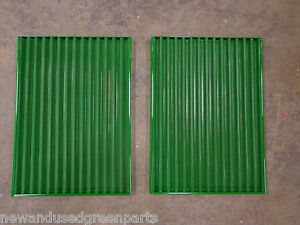 John Deere 5010 6030 7520 Side Screen Without Louvers Set Of 2