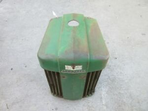 John Deere 50 Front Nose Grill