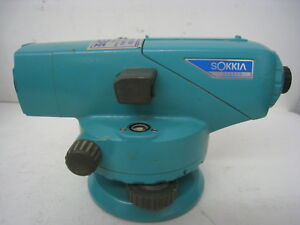Sokkia C3 30 Auto Level Leveling Surveying Equipment Autolevel