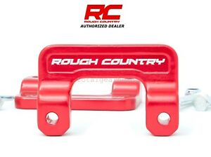 2007 19 Chevrolet Gmc 1500 2 Rough Country Leveling Kit Red Aluminum 1313