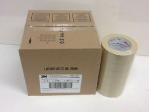 24 Rolls 3m 1 1 2 Auto Masking Tape 6547 Automotive Grade Auto Body Auto Paint