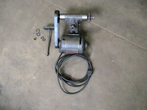 Dumore No 44 Tool Post Grinder 1 4 Hp