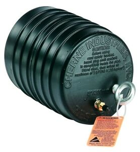 Cherne 12 Test Ball Sewer Pipe Plug 041 408