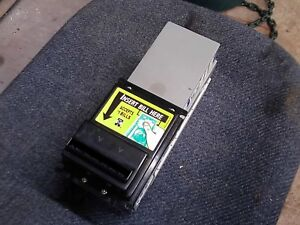 Mars Bill Acceptor Series 2000 Validator 1 5 110 Volt Non Working Or Parts