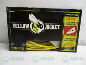 Yellow Jacket 2885 Extension Cord New In Box