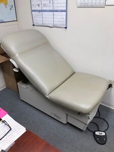 Ritter 222 Exam Table cbet Tested Excellent Condition