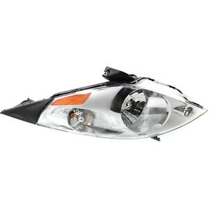 Headlight For 2013 2014 2015 Chevrolet Spark Ls Lt Left With Bulb Capa