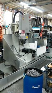 Haas Tm1 tm1p 3 Axis 4 Axis Capable Cnc Mill Used Excellent Condition