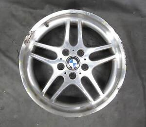 1997 2003 Bmw E39 5 Series Sedan Front 19 M Parallel Style 37 Factory Wheel Oem