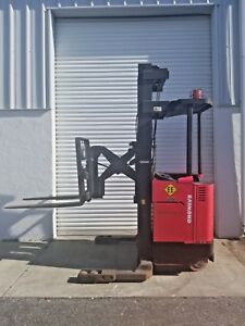 Raymond Reach Truck Fork Lift Easi R35tt 24 Volt Battery Charger 44 In Forks