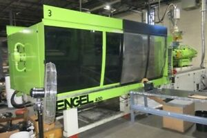 2001 400 Ton Engel Es2000 400 Injection Molding Machine
