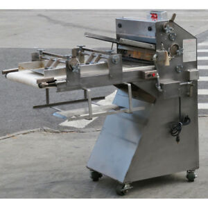 Acme 88 Commercial Bakery Dough Sheeter Roller Molder Used Great Condition