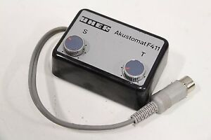 Uher Akustomat F411 5 pin Din Connector Free Priority Shipping
