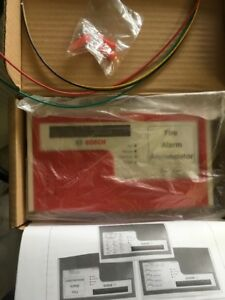 Bosch Security Systems D1257rb Remote Fire Annunciator New Free Shipping