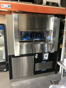 Wood Stone Fire Deck 6045 Commercial Pizza Oven Stone Hearth Bakery Mfg 2015