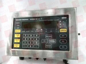 Avery Weigh Tronix Wi 127 never Used Surplus 2 Preowned