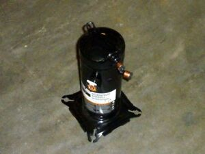 New Copeland Scroll Ac Compressor Zp24k5e pfv 830 1ph Phase 208 230v Volts