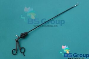 Laparoscopy Grasping 5mm Forceps With Thick Teeth Laparoscopic Instruments