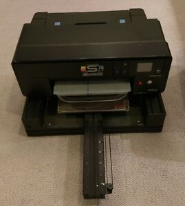 2 New Spectra P600 Direct To Garment Printers Cadlink Software Training Videos