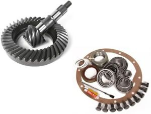 1972 1998 Chevy 10 Bolt Rearend Gm 8 5 4 11 Ring And Pinion Master Eco Gear Pkg